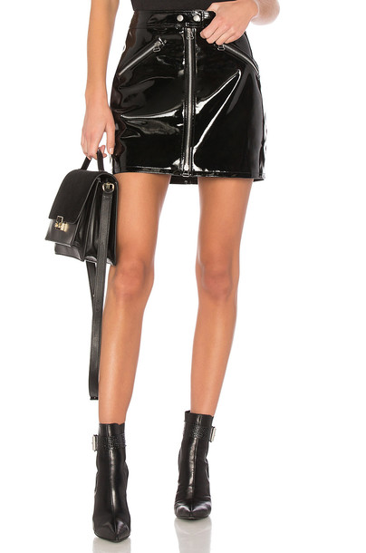 Rag & Bone/JEAN skirt black