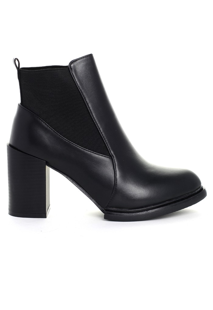 Catwalk Chelsea Ankle Boots - Retro, Indie and Unique Fashion