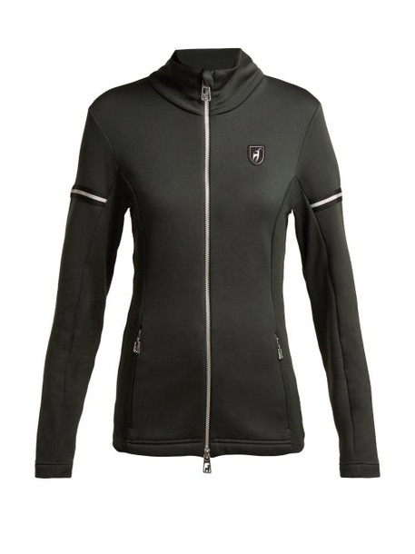 Toni Sailer - Jess Technical Stretch Fleece Jacket - Womens - Dark Green