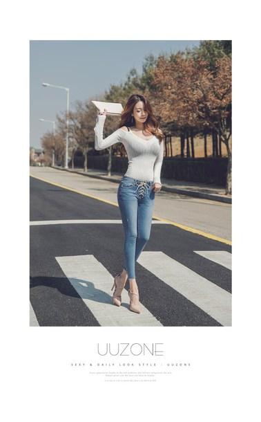 jeans denim korean fashion korean style