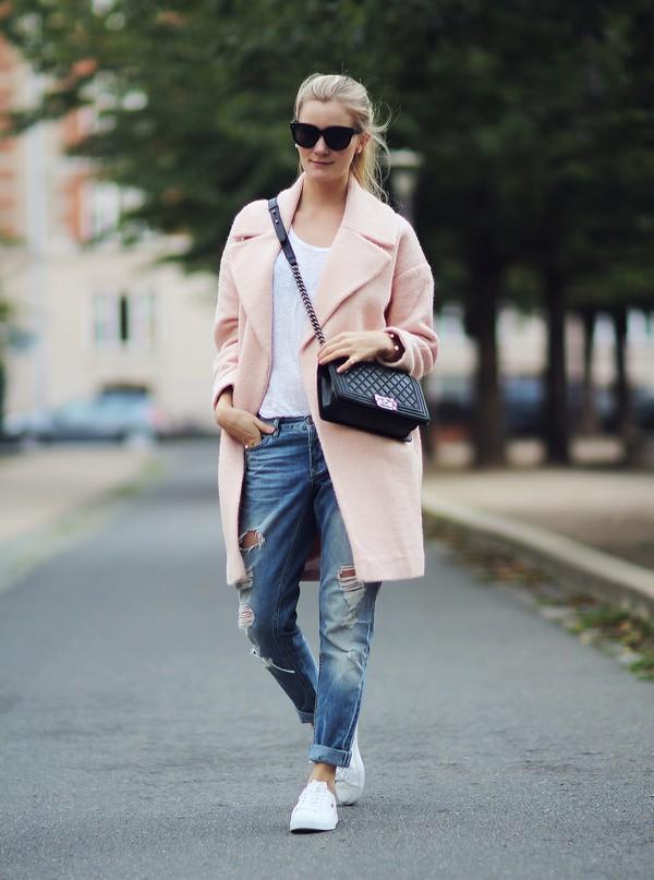passions for fashion blogger jeans bag sunglasses coat shoes