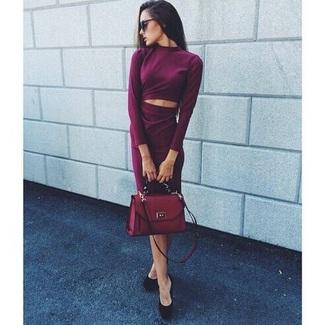 dress beautiful bag high-low dresses