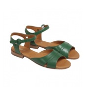 shoes,sandals,green