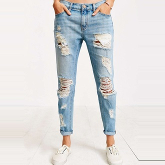 jeans distressed denim jeans ripped jeans