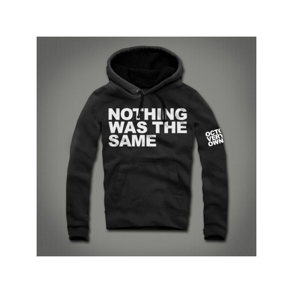 NWTS Nothing Was The Same September 24 OVO Hoodie By Drake - Polyvore
