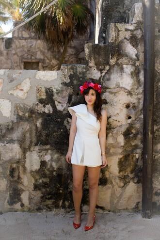 betty blogger jumpsuit shoes