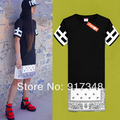 Hot sale fashion hip hop tees t shirt cease desist paisley bandana 2014 hot sale fashion hip hop tees t shirt cease desist paisley bandana print graphic unisex thecheapjerseys Gallery