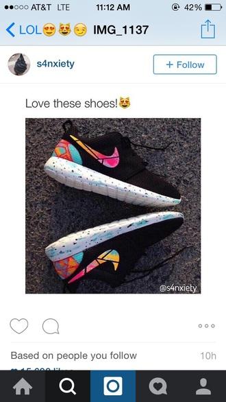 shoes nike roshe run nike running shoes roshe runs