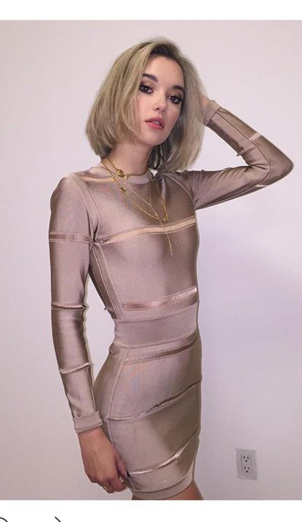 Dress Sarah Snyder Cut Out Dress Cute Dress Bodycon Dress