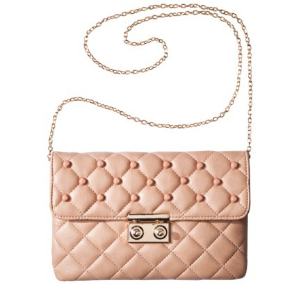 Moda Luxe Quilted Clutch with Removable Strap - ... : Target