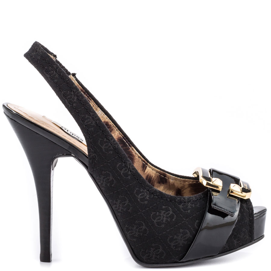 Mipolia - Black Patent, Guess, 84.99, FREE 2nd Day Shipping!