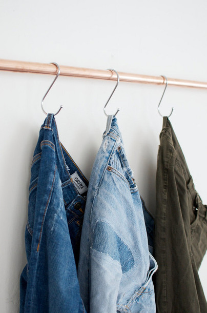 a pair and a spare blogger jeans
