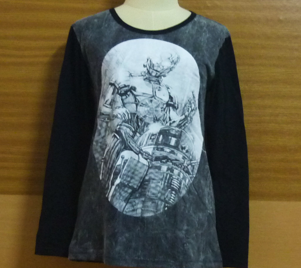 Shirt stone wash shirt size s m l xl