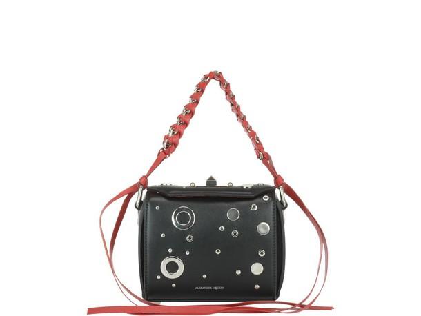 bag black red