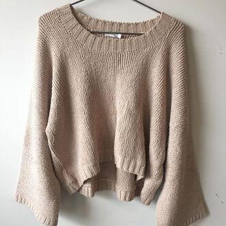sweater divergence clothing x indah indah cozy sweater oversized sweater knit knitted sweater fall outfits oversized tan sweater oversized grunge divergence clothing boutiques fall sweater winter sweater chunky sweater this sweater white sweater