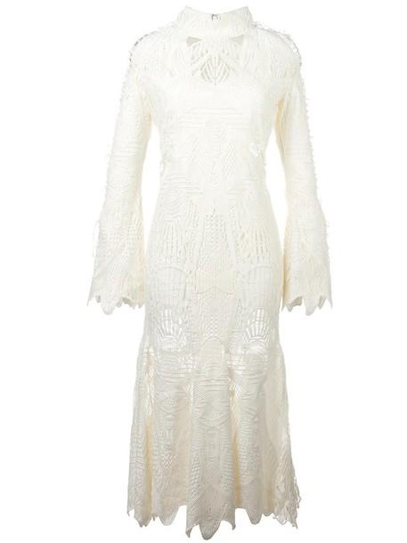 Jonathan Simkhai dress women white