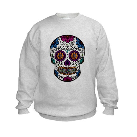 Sugar skull jumpers by nskiny