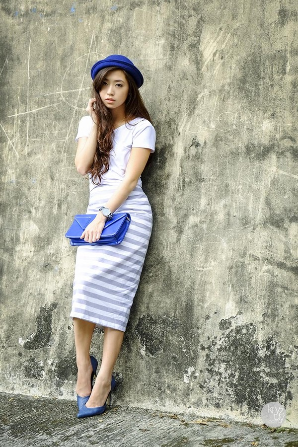 kryzuy t-shirt skirt shoes bag hat jewels