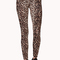 Safari leopard leggings | forever 21 - 2079074064