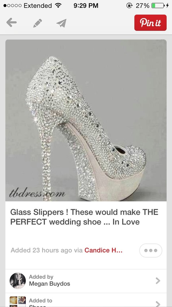 shoes sparkly heels stilettos prom