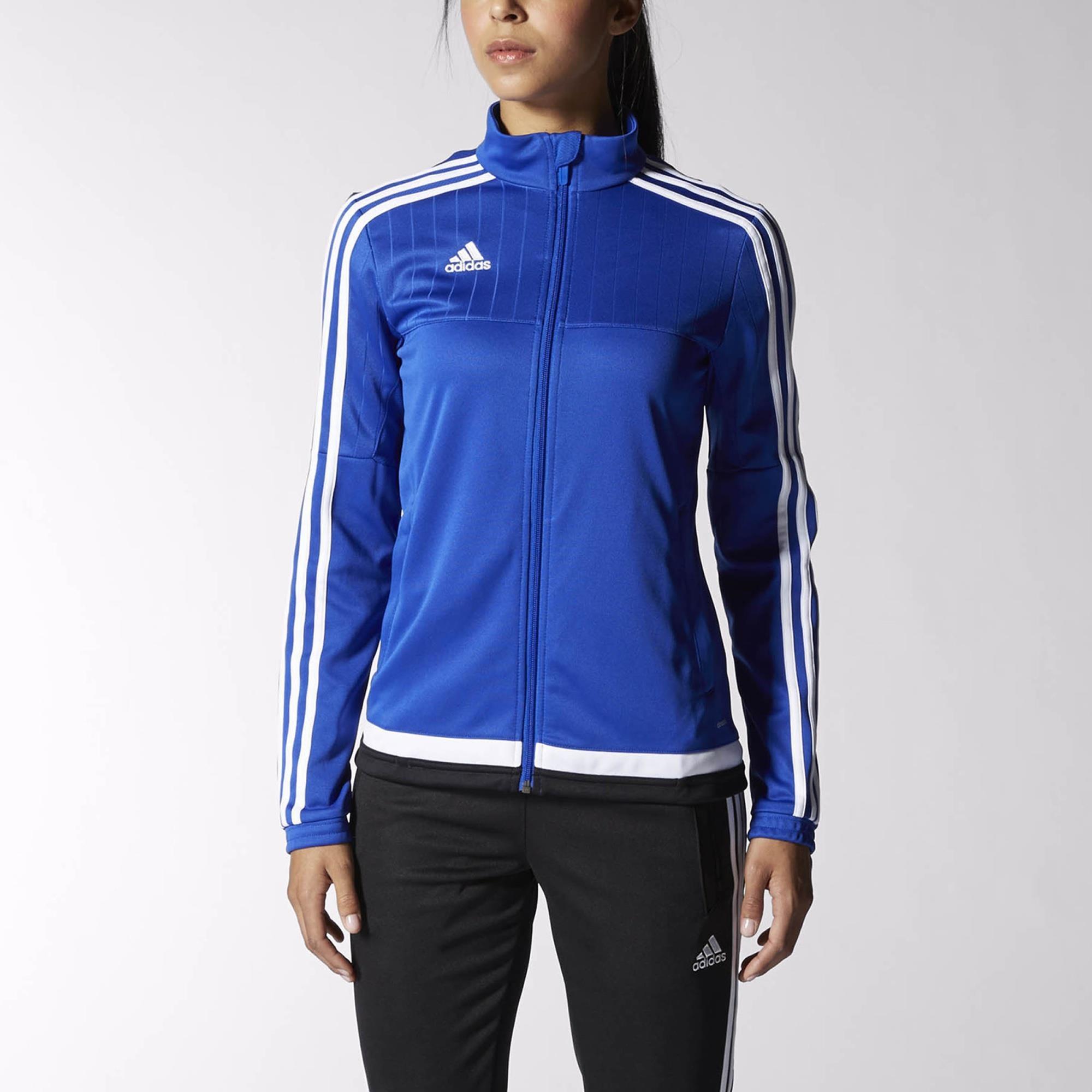 98a7d90b7 adidas Tiro 15 Training Jacket - Blue   adidas US
