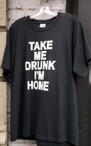 shirt baggy tshirt drunk lol true this die