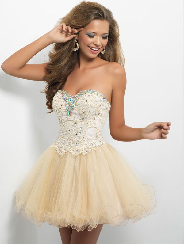 Blush 9652 Homecoming Dress 2013