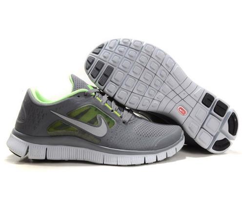 Mens Nike Free v3 5.0 Grey