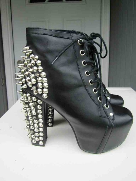 shoes boots jeffrey campbell jeffrey campbell lita lita platform shoes platform boots. Black Bedroom Furniture Sets. Home Design Ideas