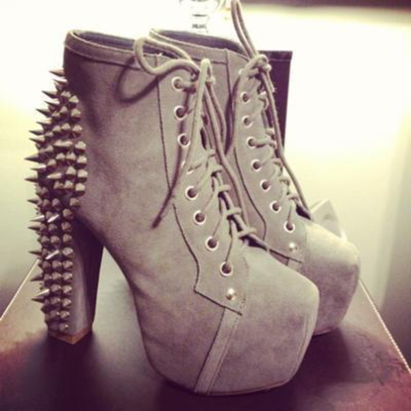 shoes heels spikes