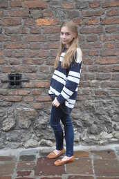 stripes,sweater