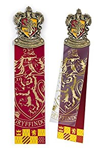 Amazon.com: Harry Potter Gryffindor Crest Bookmark: Home & Kitchen