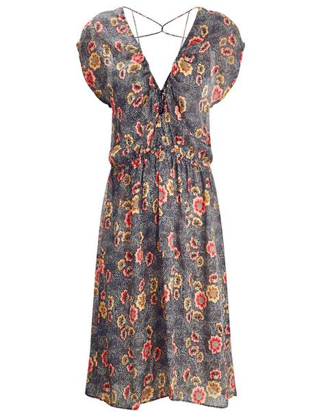 Isabel Marant etoile dress floral black