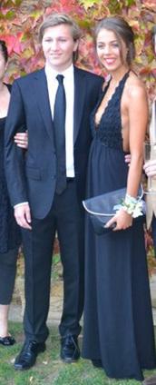 dress,black,maxi dress,maxi,black dress,v neck dress,low cut,formal dress
