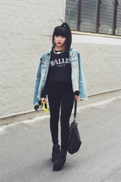 pale division,jacket,sweater,jewels,pants,shoes