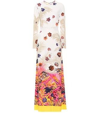 dress maxi dress maxi floral pink
