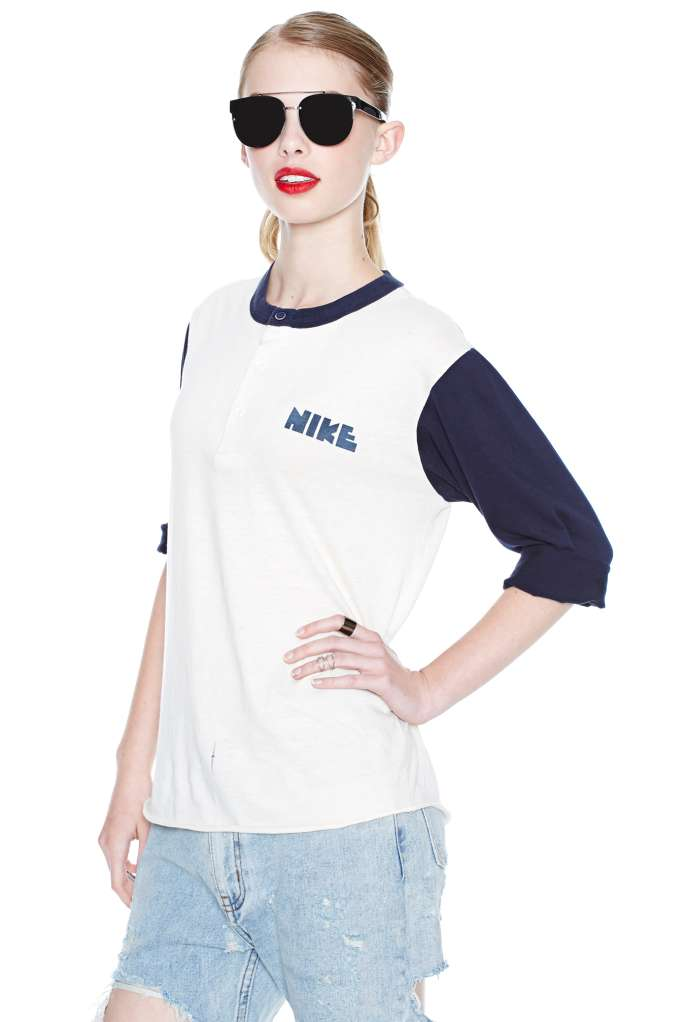 Vintage Nike Forever Tee | Shop Ball So Hard at Nasty Gal