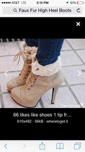 shoes,faux fur,ankle boots,heels,platform shoes,fall booties,weather,platform lace up boots