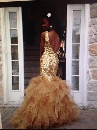 gold sequins gold