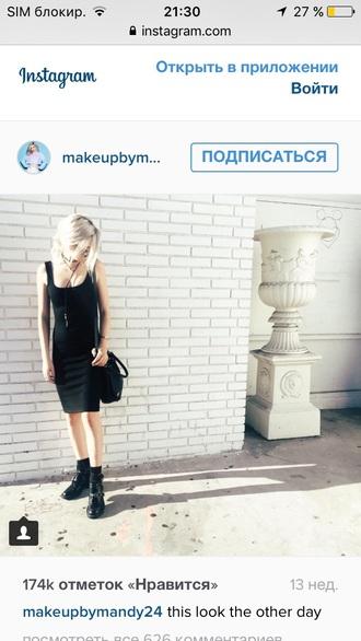 dress black dress slim dress sexy dress