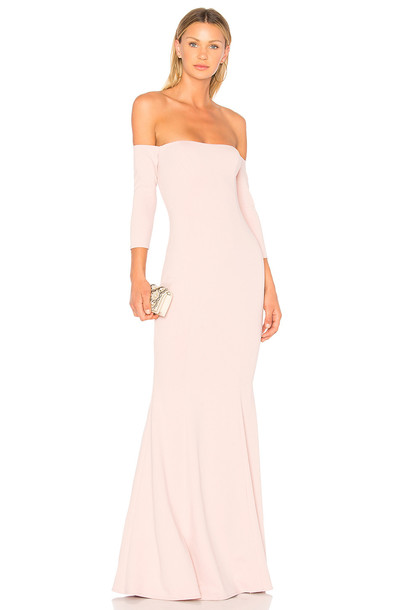 Katie May Brentwood Gown in pink