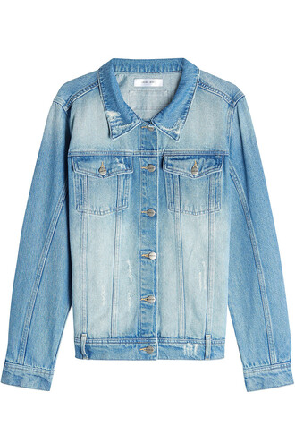 jacket denim jacket denim blue