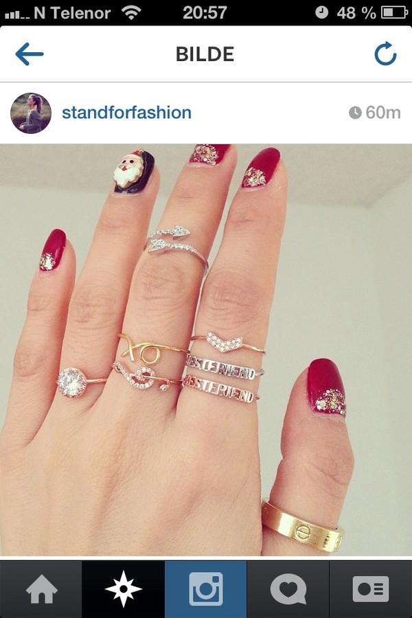 jewels gold bff