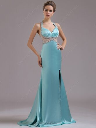 dress prom prom dress blue dress blue sky blue maxi maxi dress floor length dress bridesmaid special occasion dress dressofgirl long long dress pretty love lovely sparkle glitter gemstone stone crystal mermaid prom dress gown fashion trendy girly style stylish fashionista sexy sexy dress