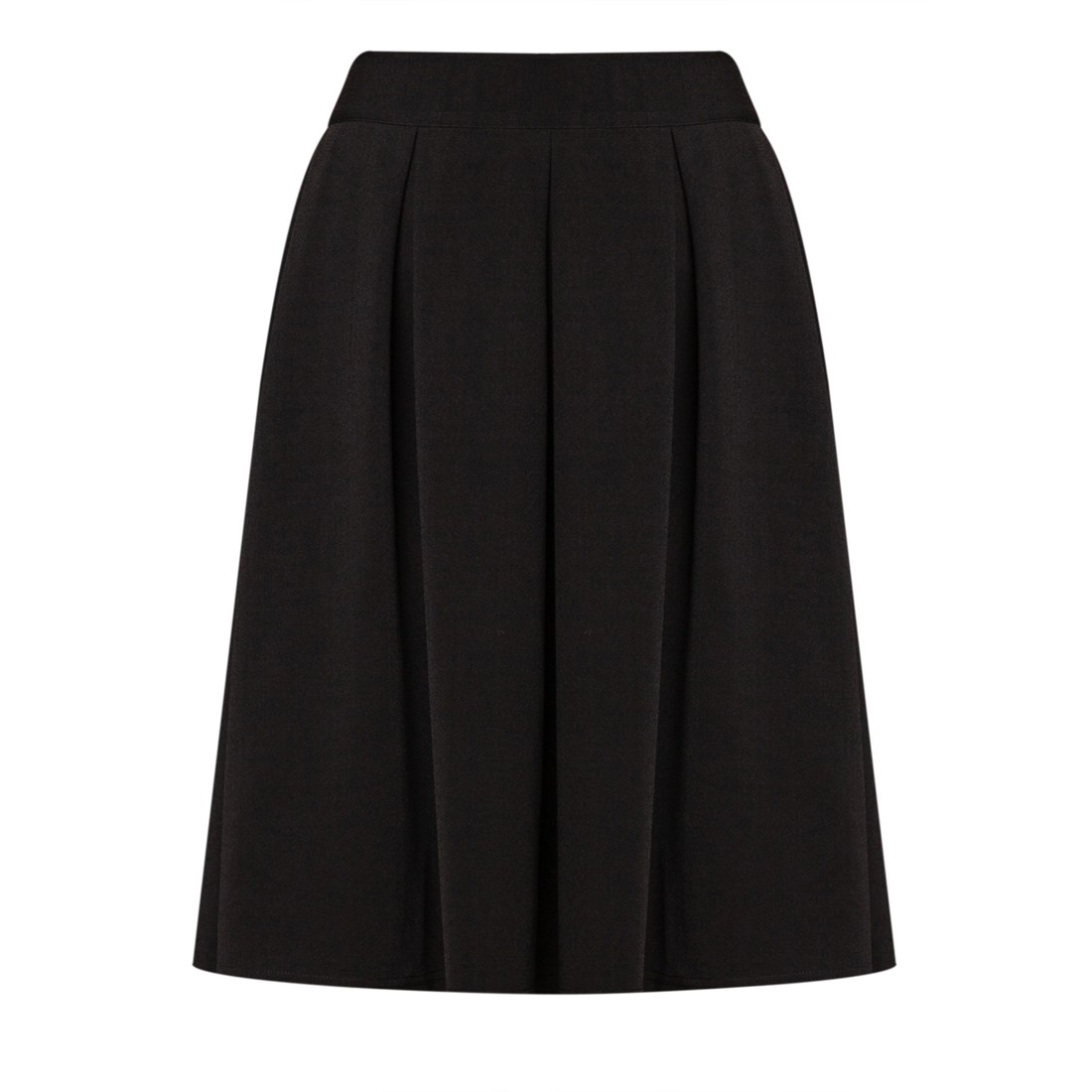 Pleated Box Skirt | Mcclaugherty