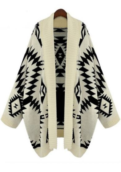 Tribal Belle Cardigan | Outfit Made