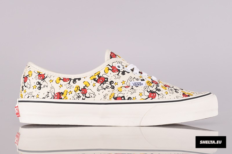 Vans Vault x Disney OG Authentic LX