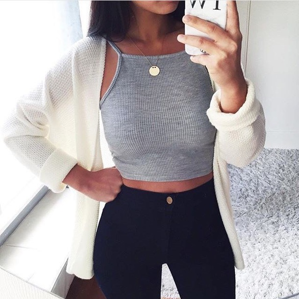 cardigan cute outfits