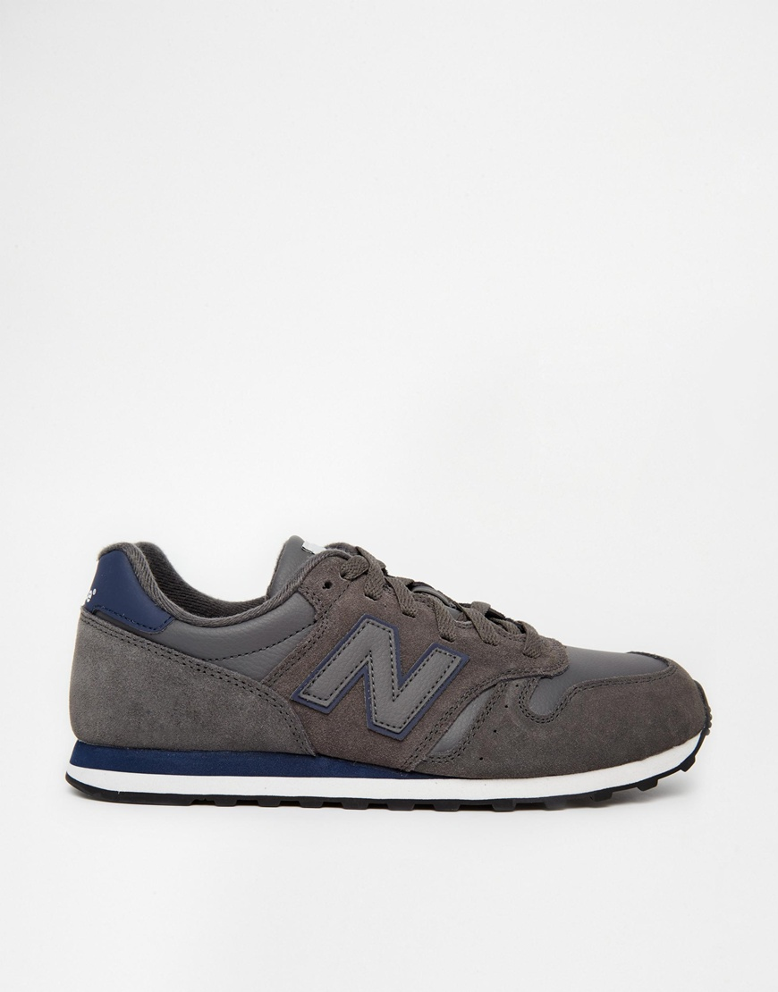 new balance 373 trainers asos