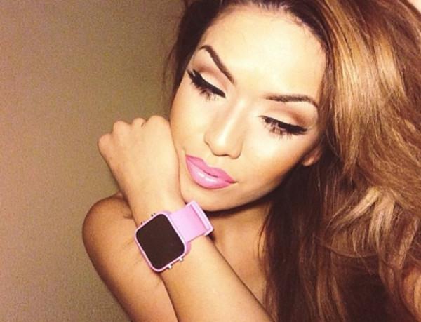 jewels sporty accessories watch